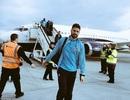 Đội tuyển Pháp đã có mặt ở London, chuẩn bị cho trận gặp Anh