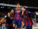 """Bộ ba Messi-Neymar-Suarez """"khủng"""" hơn cả đội Real Madrid"""