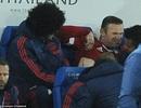 Lý do Wayne Rooney bị thay ra sân sớm