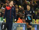 Ba trụ cột chấn thương, Arsenal khủng hoảng nặng nề