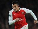 Alexis Sanchez đoạt giải Cầu thủ xuất sắc nhất nước Anh