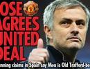 Rộ tin Mourinho đồng ý hợp đồng 5 năm với MU