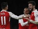 Arsenal và giấc mơ vô địch: Trông cả vào đôi chân Ozil!