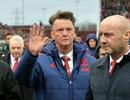 MU thảm bại, Van Gaal xem xét việc từ chức