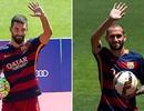 """Barcelona đăng ký hai tân binh """"khủng"""""""