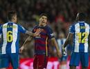Nóng mặt, Espanyol lên kế hoạch trả thù Luis Suarez