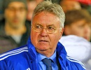 Guus Hiddink xác nhận sẽ rời khỏi Chelsea