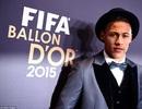 Neymar không hài lòng vì đứng dưới C.Ronaldo