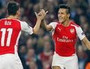 Arsenal đón hai trụ cột ở đại chiến với Chelsea