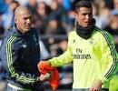Zidane chỉ dạy C.Ronaldo sút phạt