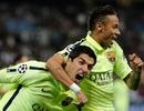 Neymar và Luis Suarez là cặp tiền đạo số 1 châu Âu