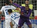 Gục ngã trước Fiorentina, Inter bay khỏi top 4