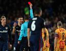 Barcelona hưởng lợi nhiều nhất từ… thẻ đỏ