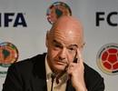 """Chủ tịch FIFA Infantino nhúng chàm vụ """"Hồ sơ Panama"""""""