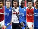 Leicester City thống trị đề cử Cầu thủ xuất sắc nhất Premier League
