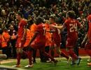 Ngược dòng không tưởng trước Dortmund, Liverpool vào bán kết Europa League