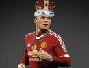 """10 vận động viên giàu nhất nước Anh: """"Ông hoàng"""" Wayne Rooney"""