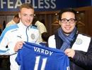 Jamie Vardy từng say lướt khướt tới sân tập của Leicester City