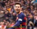 Messi bị phát hiện xúc phạm đối thủ