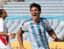 Con trai HLV Simeone được triệu tập vào tuyển Argentina dự Olympic 2016