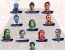 Đội hình vĩ đại nhất lịch sử Euro