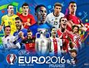 """Tổng quan Euro 2016: Bộ phim """"bom tấn"""""""