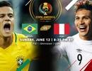 """Brazil - Peru: Ngóng chờ """"tiểu Neymar"""""""