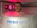 """Gareth Bale """"luyện công"""" ở nhiệt độ âm 161 độ trước trận chiến với Nga"""