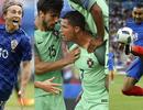 10 siêu phẩm đẹp nhất vòng bảng Euro 2016 qua góc nhìn hoạt họa