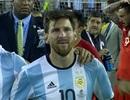 Messi khóc tức tưởi sau thất bại cay đắng trước Chile