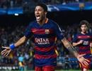 Neymar chính thức ký hợp đồng khủng với Barcelona