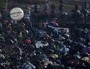 100.000 người đội mưa, xuống đường kêu gọi Messi đừng giải nghệ