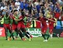 C.Ronaldo biết trước Eder sẽ ghi bàn ở trận chung kết Euro 2016