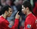 Ryan Giggs từng suýt tẩn C.Ronaldo vì một lon nước ngọt