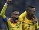 Neymar lập siêu phẩm, U23 Brazil lọt bán kết Olympic 2016