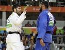 """VĐV Judo bị """"đuổi"""" về nước vì từ chối bắt tay đối thủ"""