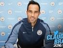 Man City chính thức chiêu mộ thành công Claudio Bravo