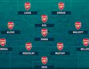 """Đội hình """"khủng"""" của Arsenal sau khi sở hữu 2 tân binh chất lượng"""