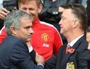 Thua 3 trận liên tiếp, Mourinho bất ngờ đổ lỗi cho… Van Gaal