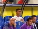 C.Ronaldo bị tố cáo chửi HLV Zidane sau lưng