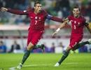 C.Ronaldo ghi 4 bàn, Bồ Đào Nha thắng với tỷ số tennis