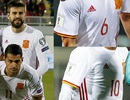 Tranh cãi xung quanh việc Pique cắt bỏ lá cờ Tây Ban Nha khỏi áo đấu