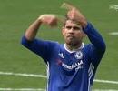 Diego Costa nổi giận với HLV Conte vì không được... rời sân
