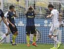 Thua sốc đối thủ yếu, Inter lún sâu vào khủng hoảng