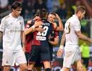 Bất ngờ chịu thảm bại, AC Milan đứt chuỗi trận thăng hoa