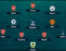 Đội hình tiêu biểu vòng 10 Premier League: Khung trời của Arsenal