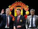 David Moyes khởi đầu tốt hơn cả Van Gaal lẫn Mourinho ở MU