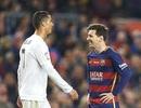 """Những cầu thủ lương cao nhất thế giới: """"Ông hoàng"""" Messi, C.Ronaldo"""