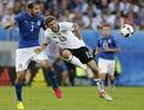 Italia - Đức: Những gương mặt lạ lẫm
