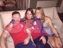 Chơi bời thâu đêm, Rooney lộ hình ảnh bê tha